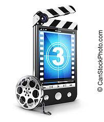 3d video smartphone concept