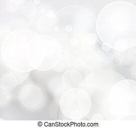 abstract background of white light