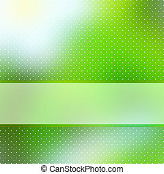 Abstract Green Clean Background with copyspace. EPS 8 vector file included