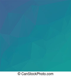 Abstract modern turquoise backgroun