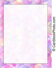 Abstract pink/purple background