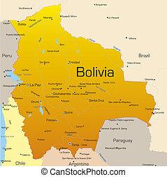 Bolivia country