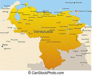 Venezuela country