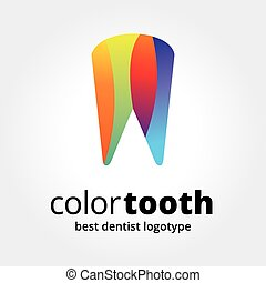 Key ideas is medical, clinic branding, tooth care, implant, doctors, dentist business. Concept for corporate identity and branding