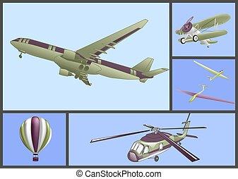 air transport set
