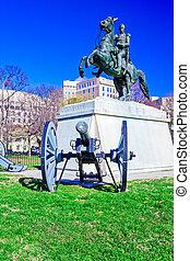 Andrew Jackson Monument, Washington DC