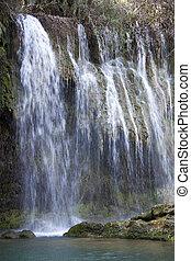 Antalya's Waterfalls