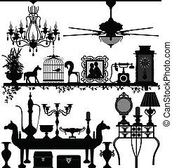 Antique Home Decoration Furniture