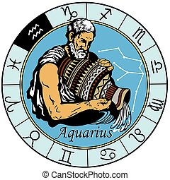 aquarius astrological zodiac