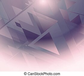 Backgroun triangle