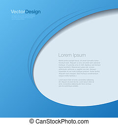 Background Abstract Vector. Business design template