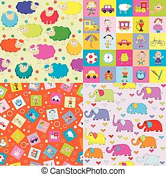 Backgrounds for kids