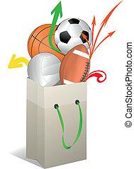 ball sport bag