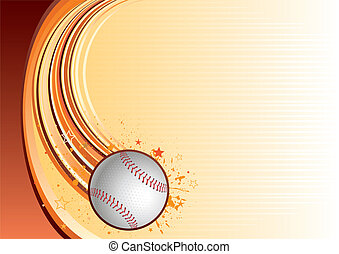 baseball sport background
