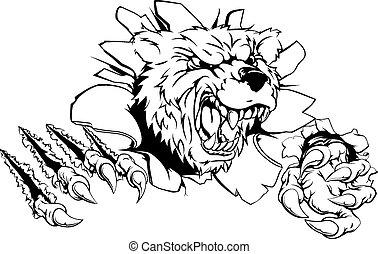 Bear claw breakthrough