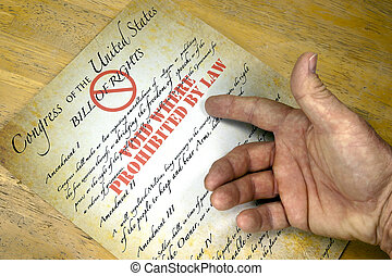 """Bill Of Rights, """"Voided By Law"""""""