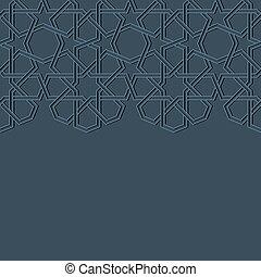 moroccan zellige template