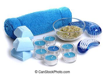 blue spa