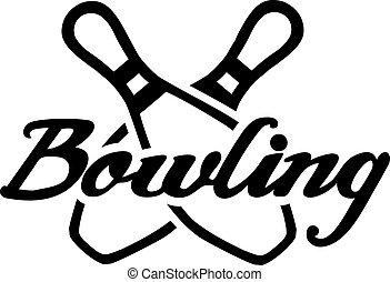 Bowling Set Pins