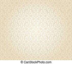 Bright luxury vintage wallpaper