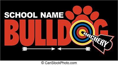 bulldog archery