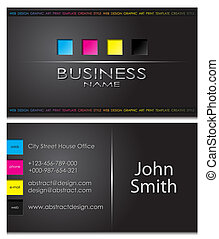 business card 43