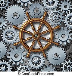 Business Navigation