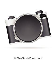 Camera Lens Copyspace