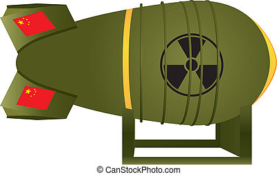 Chinese aviation atomic bomb