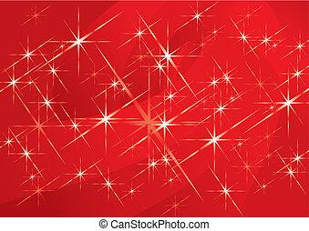Christmas Magic Background