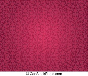 Christmas red vintage wallpaper backgrounds