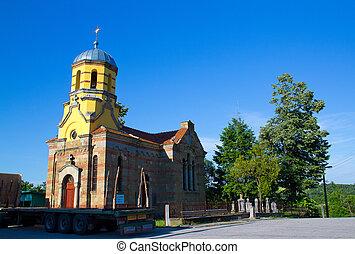 Church in Ilakov Rat 2