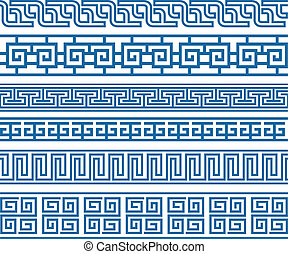 classic decorative border element