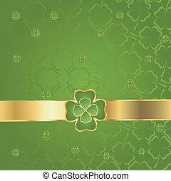 clover design