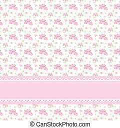 Colorful Flower Seamless Pattern