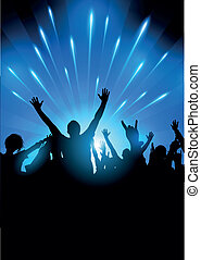 Concert Audience Vector