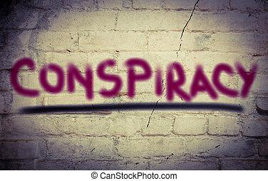 Conspiracy Concept
