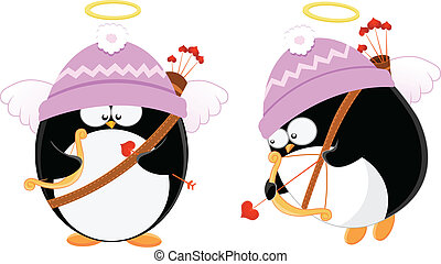 Cupid Penguins