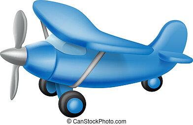 Cute little plane
