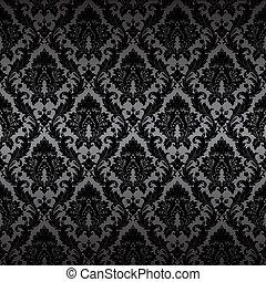 Seamless wallpaper background. Vector illustration