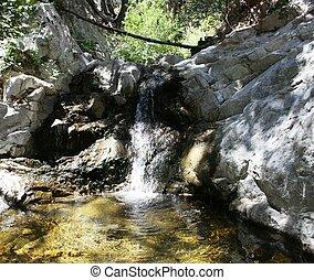 Devil's Canyon Waterfall