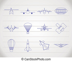 different types of Aircrafts