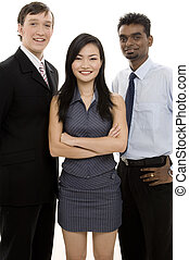 Diverse Business Team 4