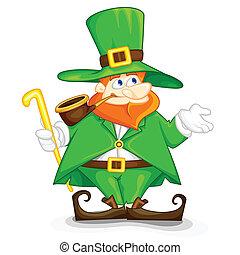 Laprachun on Saint Patrick's Day