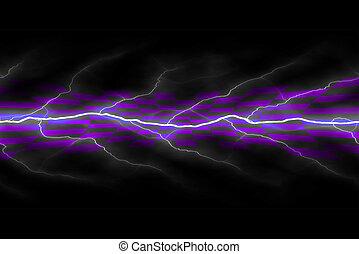 Electricity Backdrop