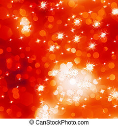 Elegant Christmas background with copyspace. EPS 8