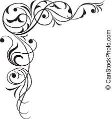 Element for design, illustration