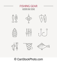 Fishing Icons