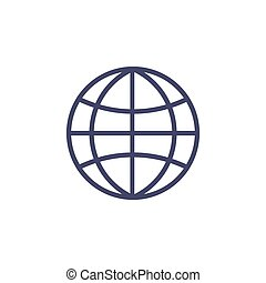Flat Network Icon