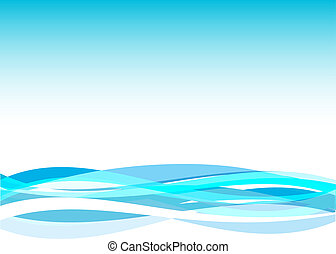 Abstract background with a flowing feel to it